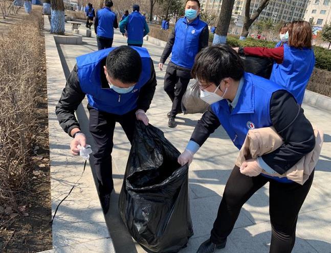 志愿同心 你我同行——新华保险黑龙江分公司志愿者开展系列爱心公益活动_保险超市_互联网保险