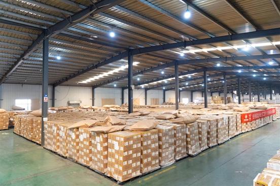 华夏保险内蒙古分公司 200万元物资抵达湖北助力复工复产_保险超市_互联网保险