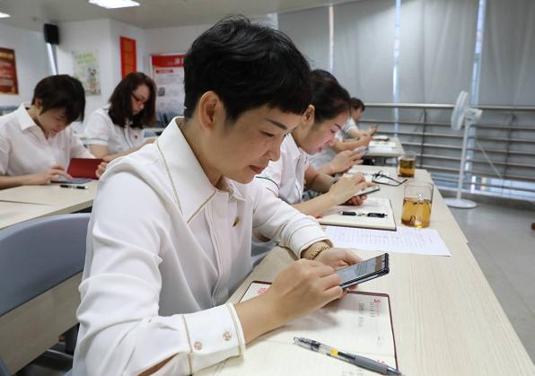 """广西农银人寿举办""""七•一""""主题党日活动_保险超市_互联网保险"""