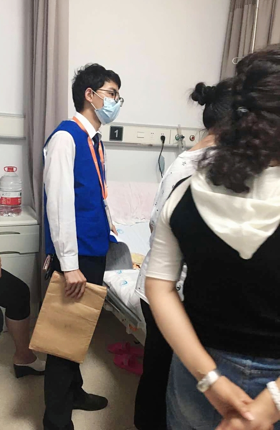 泰康保险集团快速赔付贵州安顺公交坠湖事故出险客户